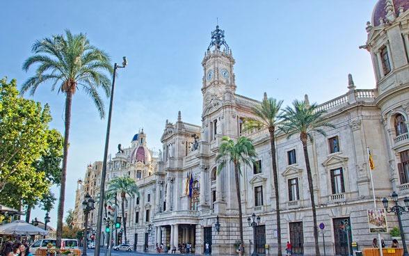 Valencia tour 1