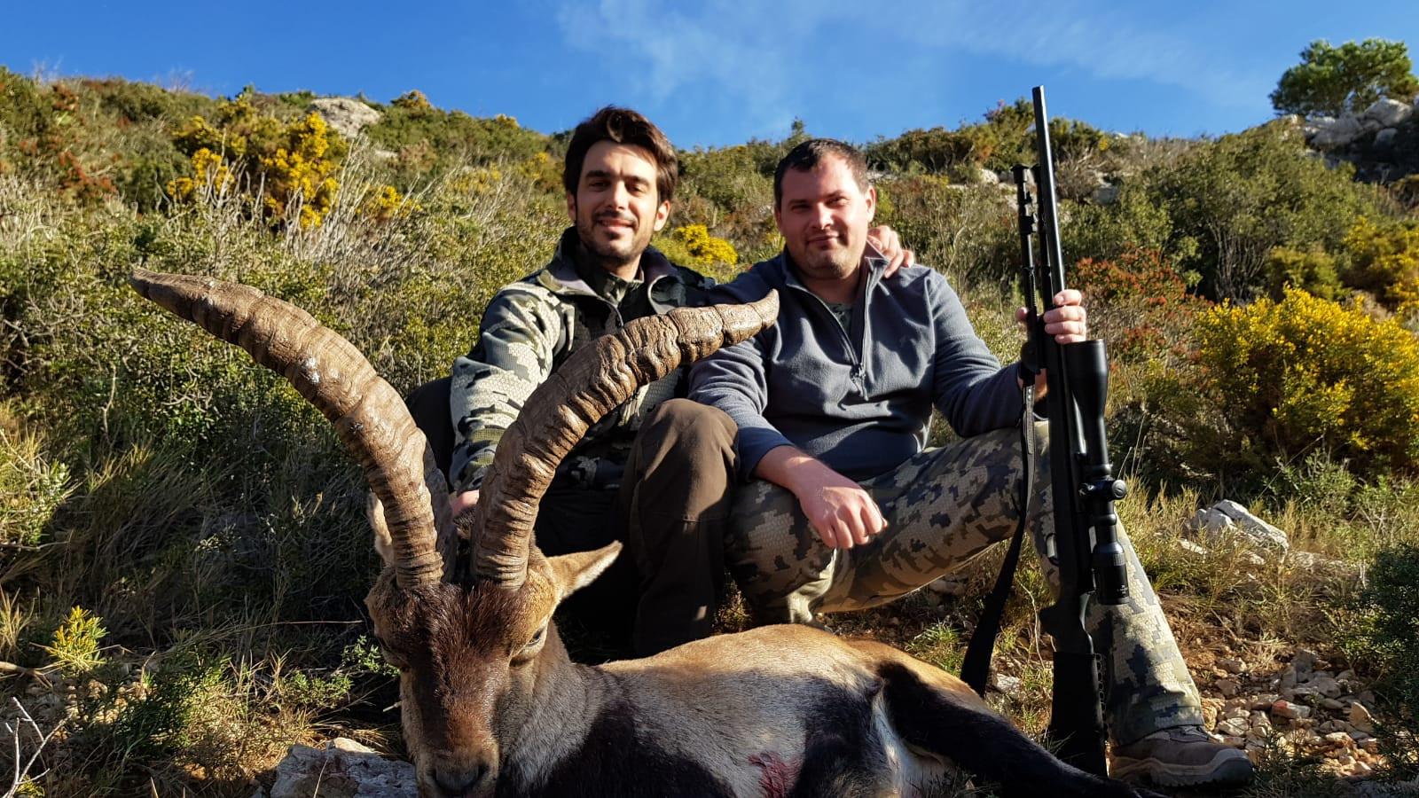 Охота на Бицайского козерога в Испании с Lynx Tours 5