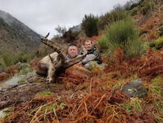 Охота в Испании 18