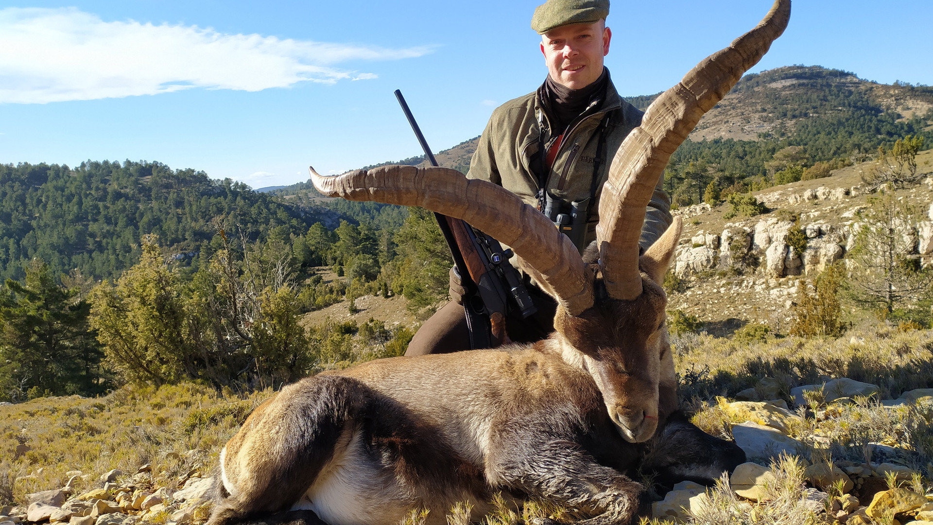 Охота на Бисайского козерога в Испании с Lynx Tours 26