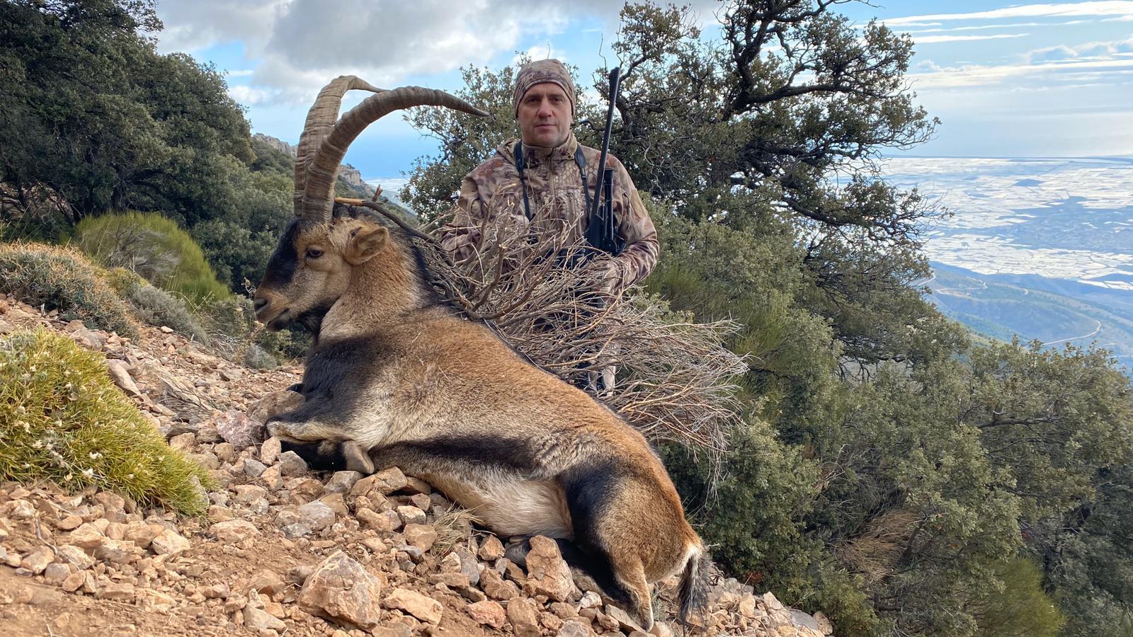 Охота на козерога Сиерра Невада в Испании с Lynx Tours 3