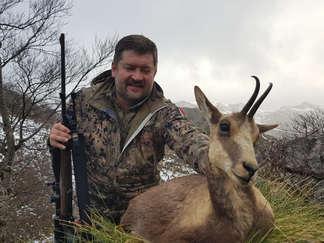 Cantabria Chamois hunting