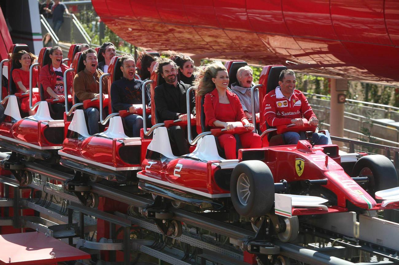Ferrari Land Spain 6
