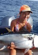 Рыбалка на голубого тунца