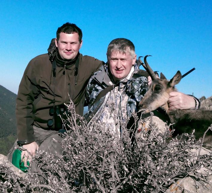 Охота в Испании 9