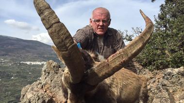 Охота на козерога Сиерра Невада в Испании с Lynx Tours 7