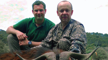 Охота в Испании на Балеарского козла Майоркого козла с Lynx Tours 14