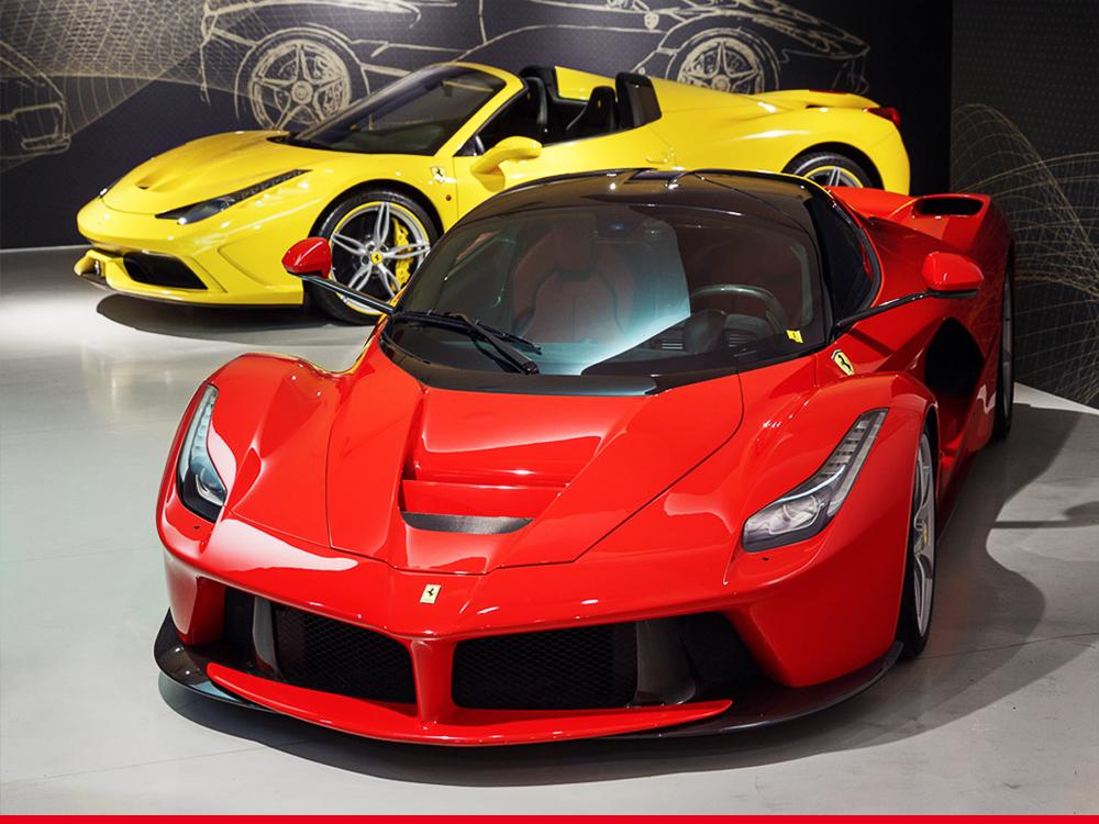Ferrari Land Spain 1