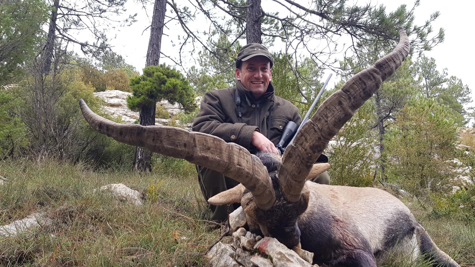 Охота на Бисайского козерога в Испании с Lynx Tours 25