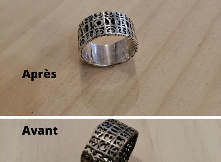 En début d'année, faites réparer vos bijoux cassés