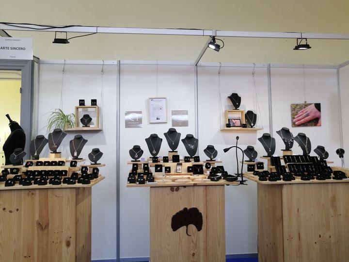 stand bijoux Arte-Sincero