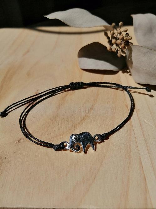 Bracelet éléphant -réalisable sur commande-