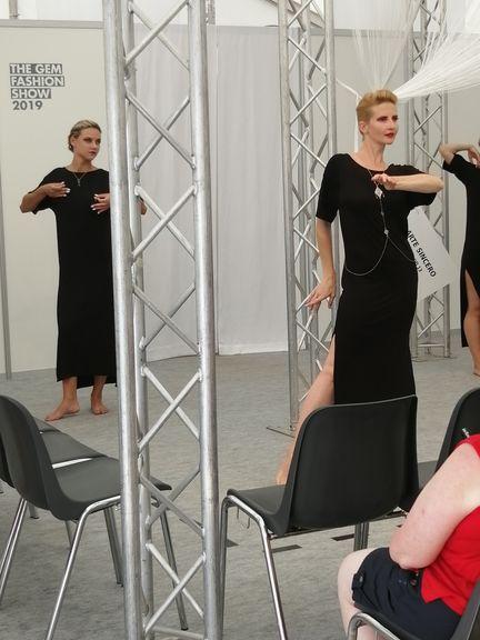 Défilé Gem fashion show Arte-Sincero