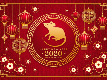 Upcoming Event: Chinese New Year 2020