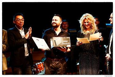 Award winning Jazz Composer