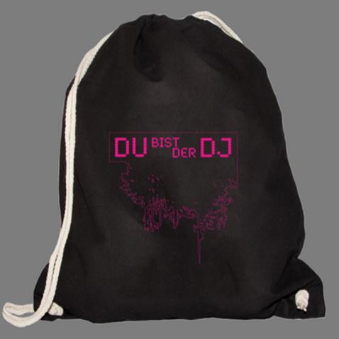 Du bist der DJ - Bag