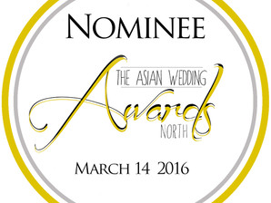 Asian Wedding Experience Finalists