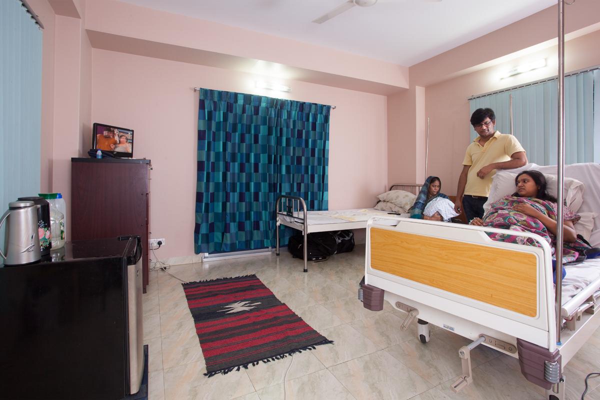 Hospital Cabin