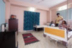 Hospital cabin BACC