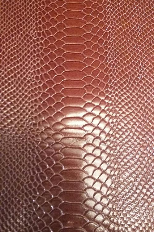 Рептилия.Питон коричневый.(Россия)