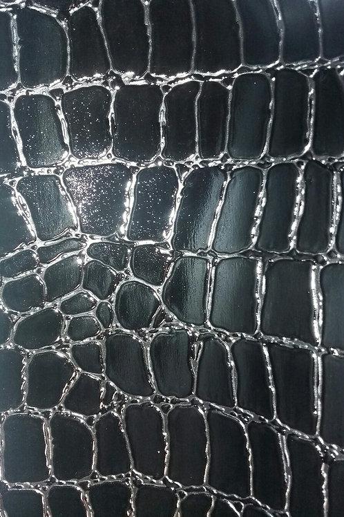 Рептилия.Крокодил-3 чёрный- крупный (Россия)