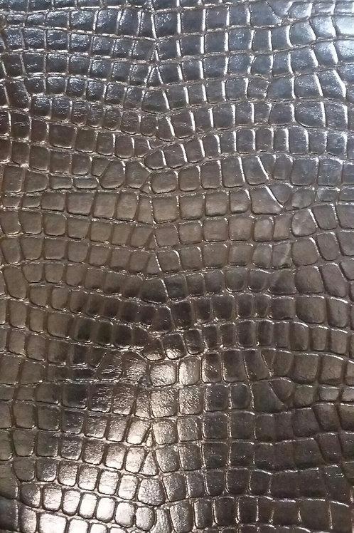 Крокодил темно-коричневый мелкий. Россия.