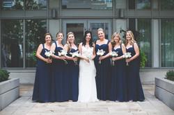 Bridal & Bridesmaids Make-up & Hair
