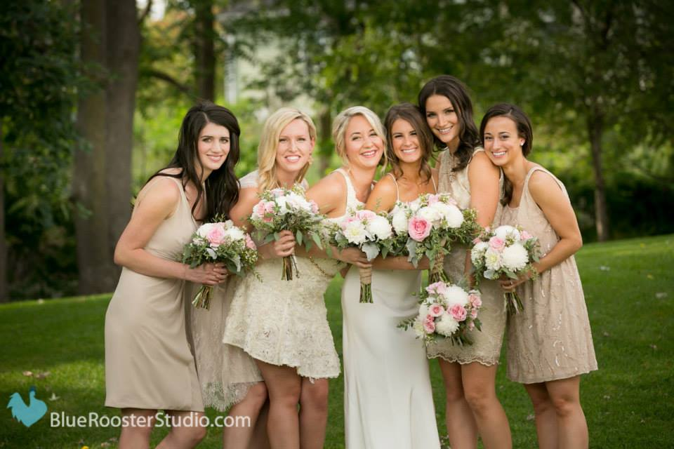 Bridal & Bridesmaids Make-up & Hair