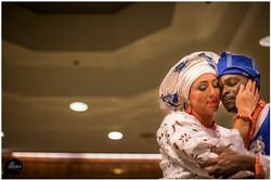 Nigerian Bridal Make-up