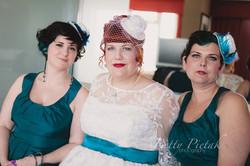 Bride & Bridesmaids Make-up