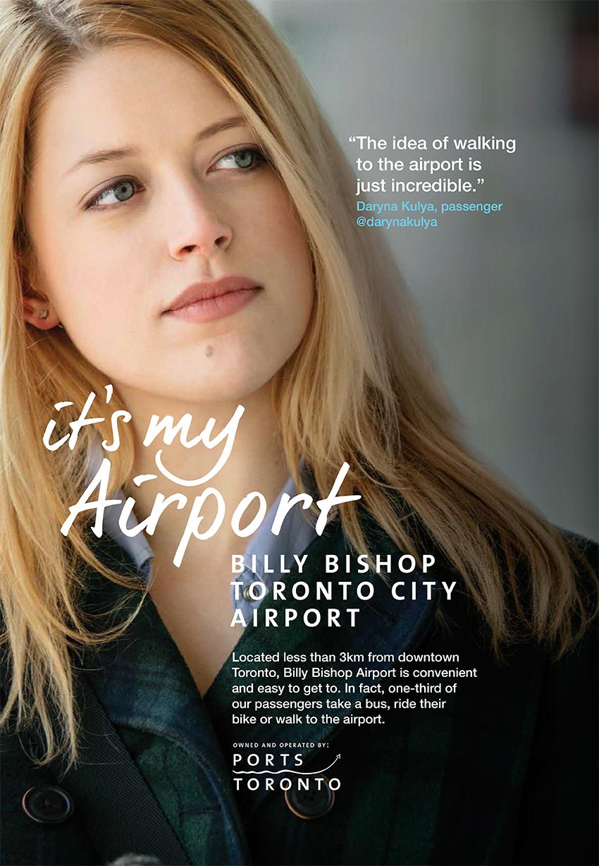 Toronto Ports Ad