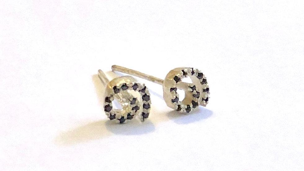 The Spiral Earrings