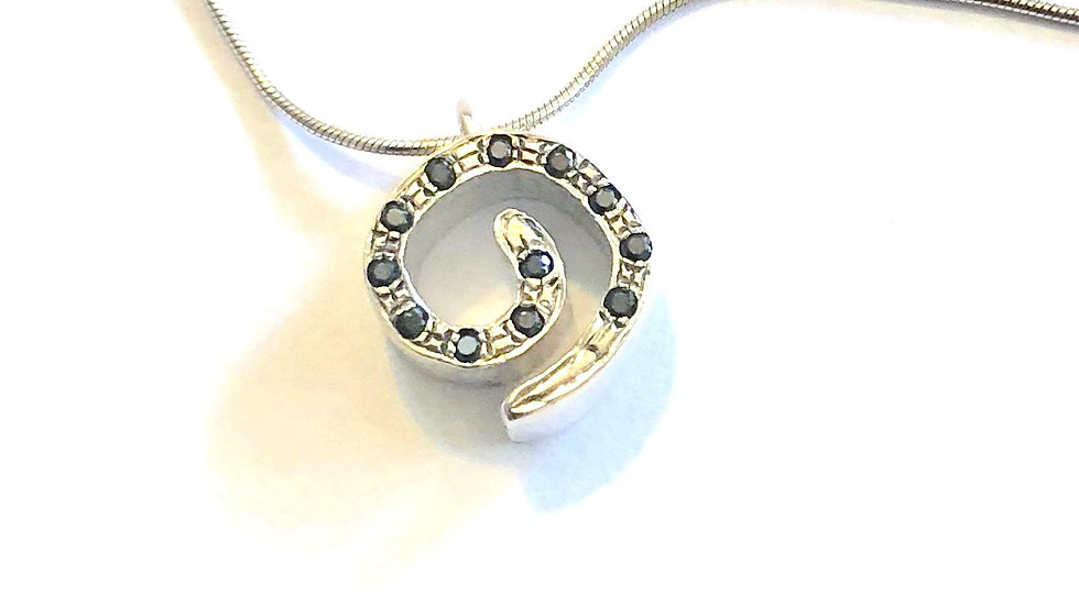 The Spiral Necklace