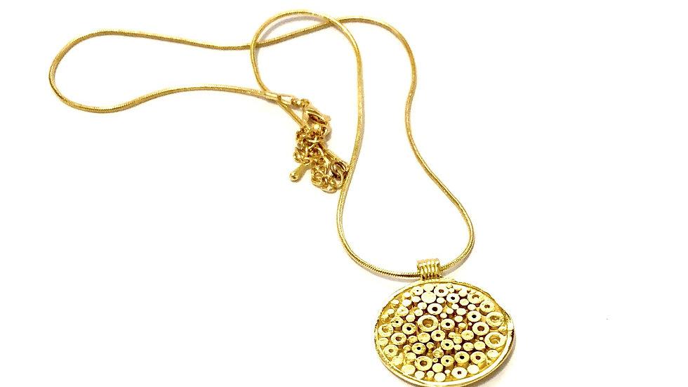 The Senecio Necklace