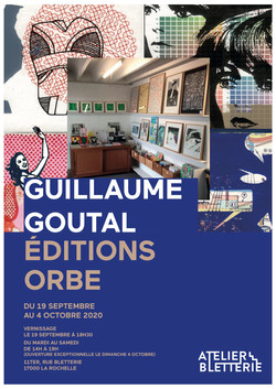 GUILLAUME GOUTAL / ORBE