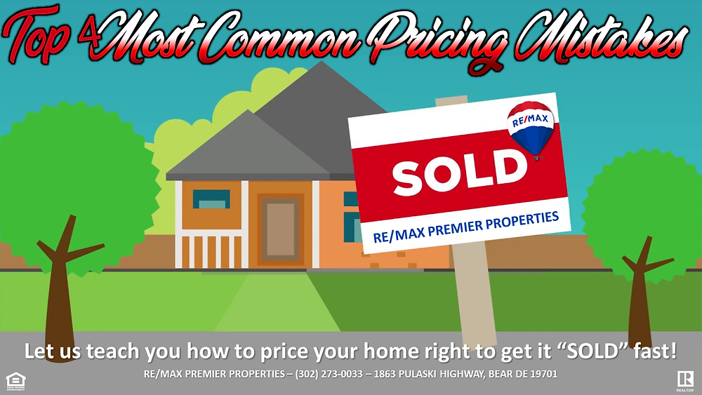 Top 4 Most Common Pricing Mistakes