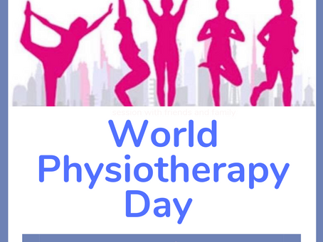 World Physiotherapy Day 2019!
