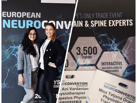 EUROPEAN NEURO CONVENTION 2019
