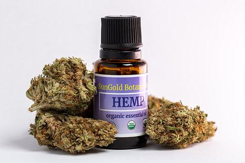 Organic Hemp Essential Oil
