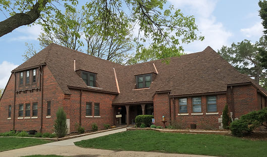 Custom roof in Boys Town Nebraska
