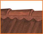 Flexim Roof Mortar in Rust / Light Brown