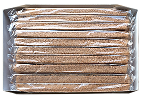 "Each pack of Flexim is 20""x4""x1.5"""