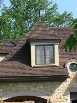 English Shingle Clay Tile - Maryland