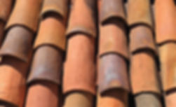 Antiqua - Villa Del Mar pan & cover mission tile from Northern Roof Tiles