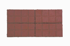 Eight Panel Paver