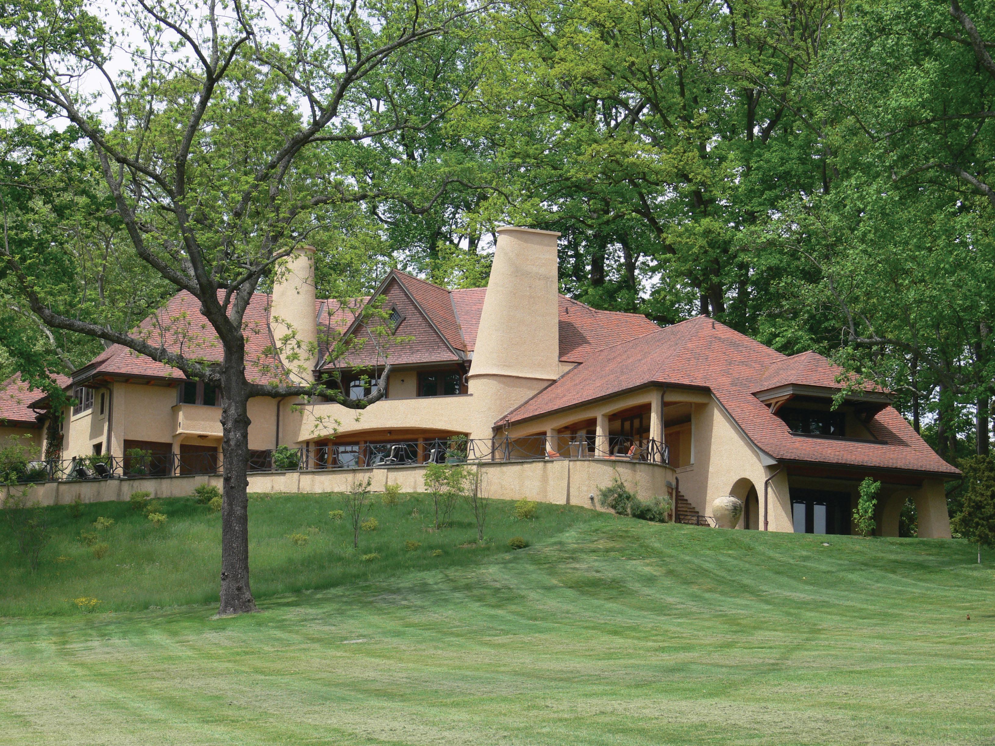 Residence in Berwyn Pennsylvania