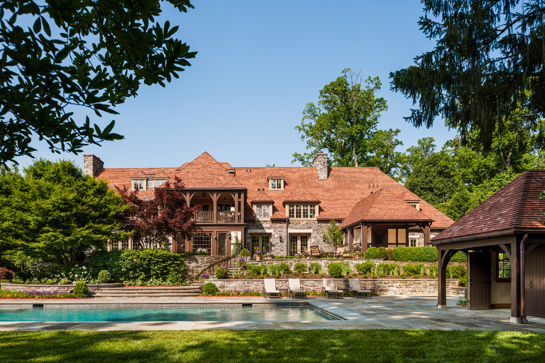 Residence in Haverford PA