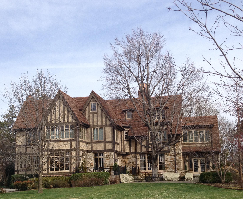 Residence in Tulsa Oklahoma