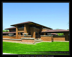 Darwin D Martin House Complex Designed by Frank Lloyd Wright in Buffalo New York 01_resize