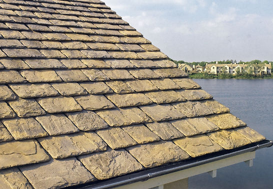 Cotswold Stone Conservation Roof